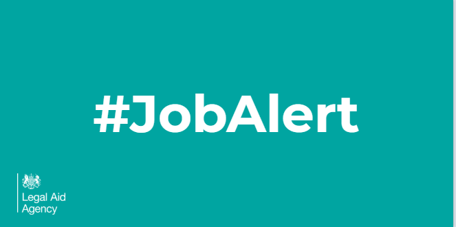 Looking for a new career?  We've got a vacancy for a Customer Service Advisor  @LegalAidAgency  with our team in #Jarrow. 📞  Apply by 21 February 2020    #CivilServiceJobs #SouthTyneJobs #CustomerServicejobs #Newcastle #Sunderland