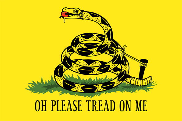 Why arent there more Gadsden Valentines? This one is nice, but there should be more.