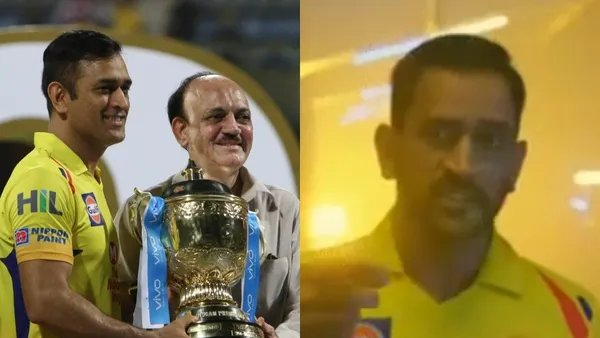 'You are our valentine' - On Valentine's Day, Chennai Super Kings post MS Dhoni's video to express love for fans #yellove #PrideOfT20 #WhistlePodu #SuperFam #WhistlePodu  #CSK Read: https://www.timesnownews.com/sports/cricket/article/you-are-our-valentine-on-valentines-day-csk-post-ms-dhonis-video-to-express-love-for-fans/553658…