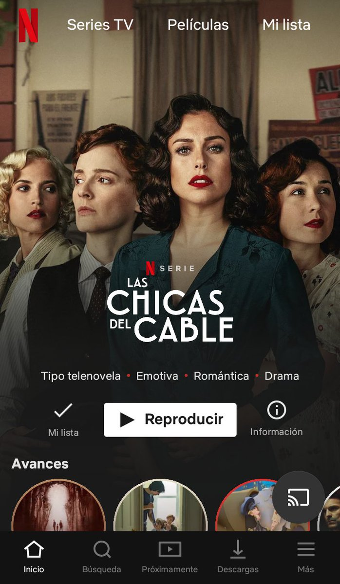 #laschicasdelcable5 Foto