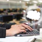Image for the Tweet beginning: Cloud computing spending breaks all