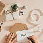 Image for the Tweet beginning: We love printed cards -
