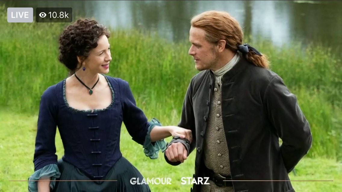 #OutlanderSeason5Premiere #Outlander #Outlander5 #TheFrasers #TheMacKenzies so... fans from the USA have watched it but us from the outside? Nah... we still have to wait till February 16.... I'm not crying 😭 @Outlander_STARZ @caitrionambalfe @SamHeughan @SkeltonSophie @RikRankin