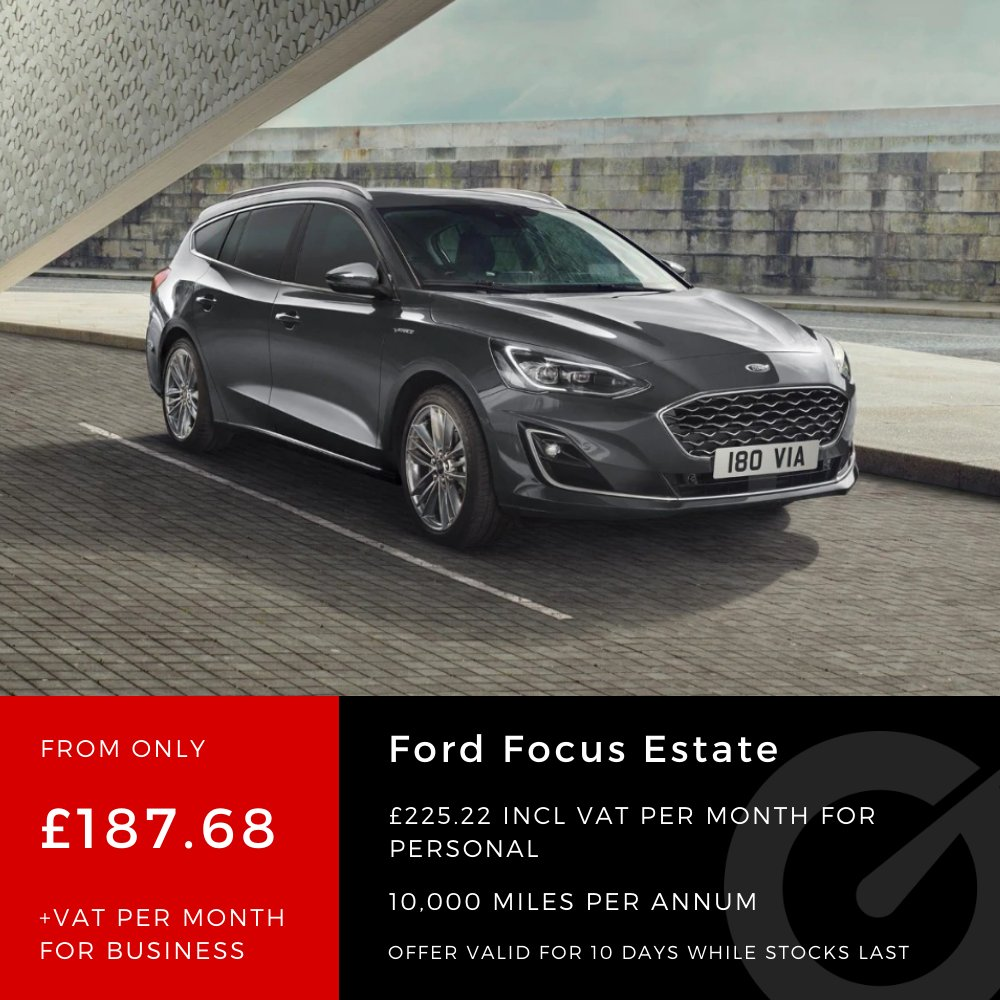 Family Car Offer - Ford Focus Estate!   Click here to find out more http://bit.ly/37oyAe3  For more deals, visit our website at http://www.360vehicleleasing.co.uk/ or call us today on  0161 478 4330 #360VM #Ford #FordFocus #Carfinance #Carofferpic.twitter.com/jJgDv0f4Ir