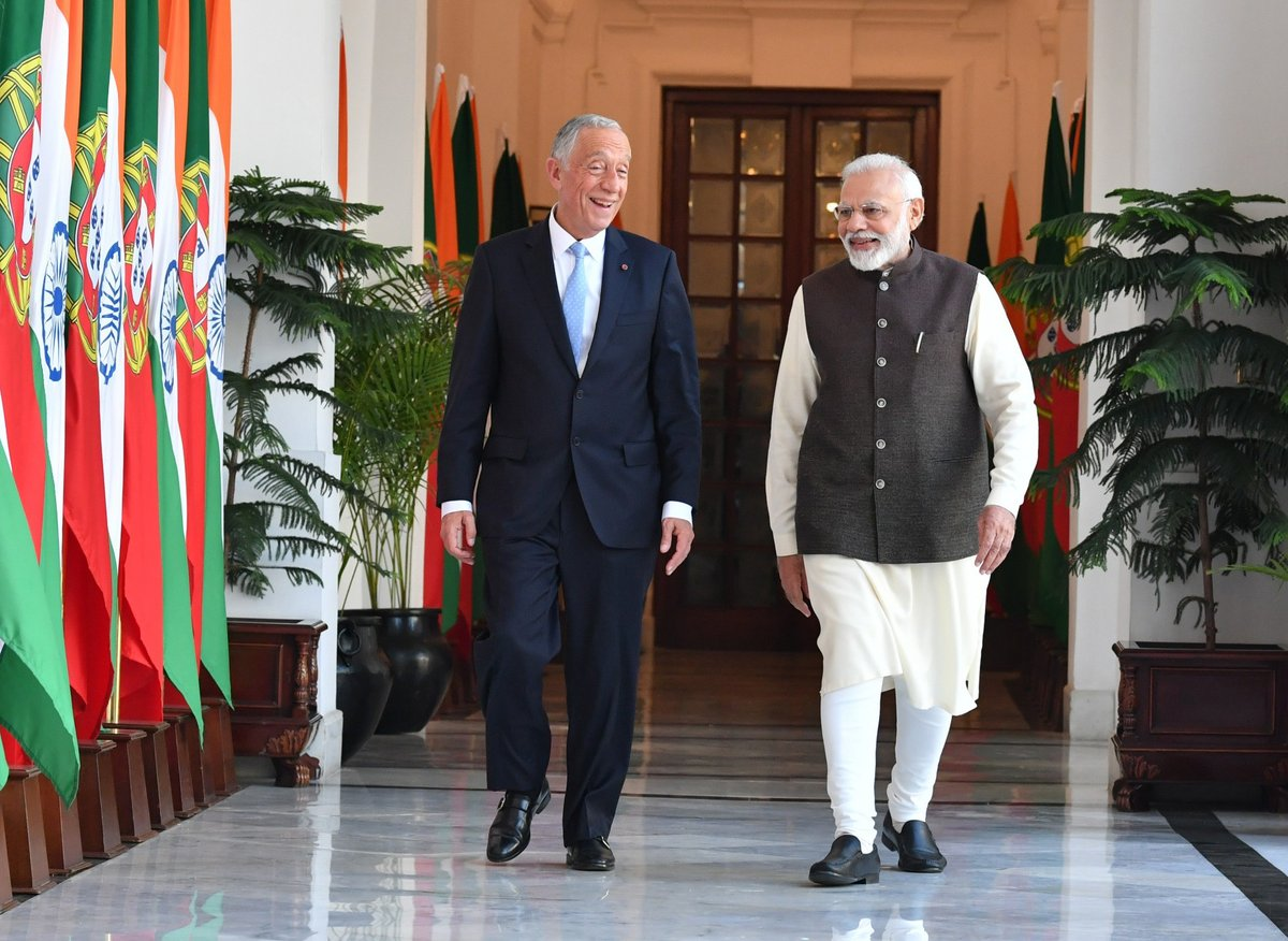 India – Portugal ink MoU for National Maritime Heritage Complex in Lothal, Gujarat