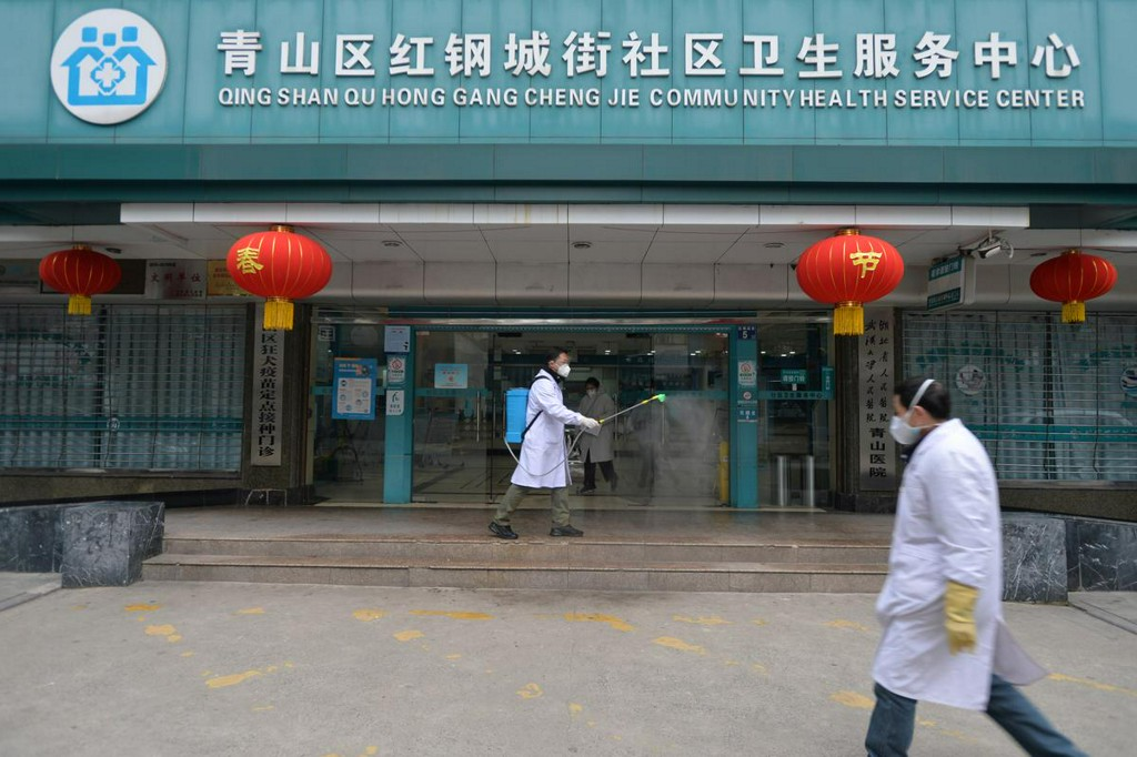 Latest on coronavirus spreading in China and beyond https://reut.rs/3bFkZC8