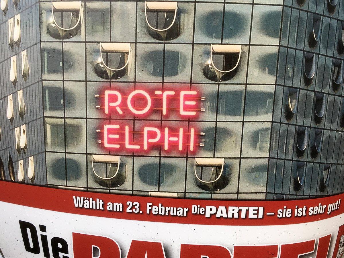 #Hamburgwahl