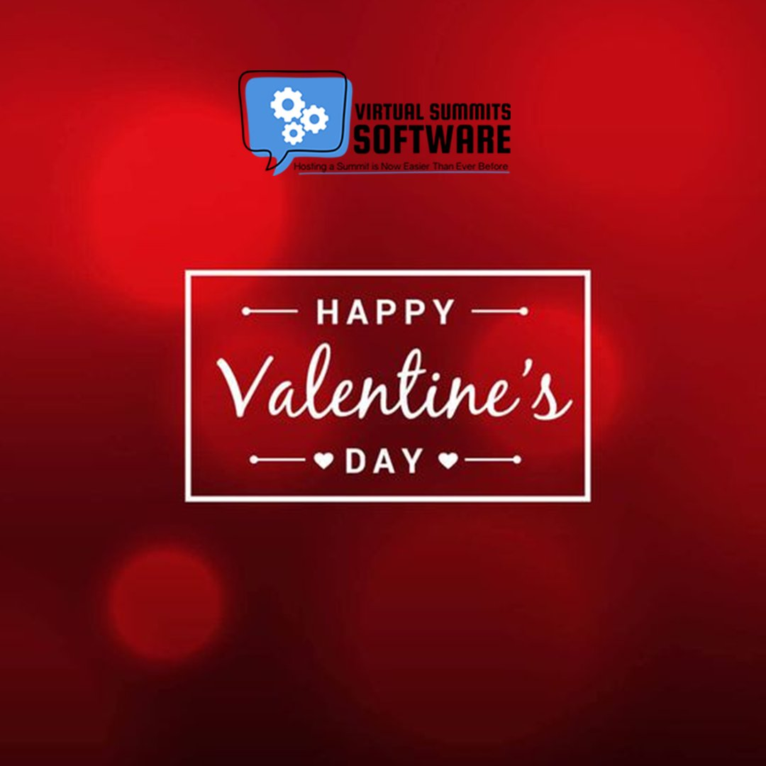 From the bottom of our hearts...we wish you a glorious Valentine's Day Summit Tribe! #virtualsummit #virtualsummithost #virtualsummitstrategy #virtualsummittips #virtualsummitsuccess #profitablevirtualsummit #virtualsummitemail #virtualsummitcopy #virtualsummitmasterypic.twitter.com/EaeDIy8KfZ