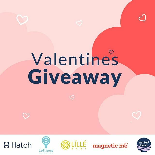 ❤️GIVEAWAY: ♥️ In honor of Valentine's Day, we are giving one lucky parent some amazing prizes for their little one! We've teamed up with some of our favorite brands for the sweetest Valentine's Giveaway! One lucky parent will win: - $100 Nested Bean Gif… https://t.co/1iP0TbObDZ https://t.co/Fk9nI1JoAf