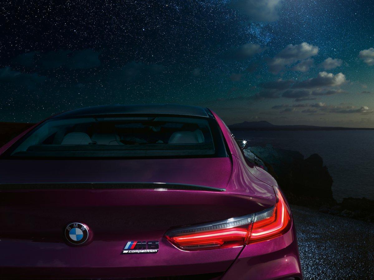 Colpo di fulmine. #BMW #TheM8