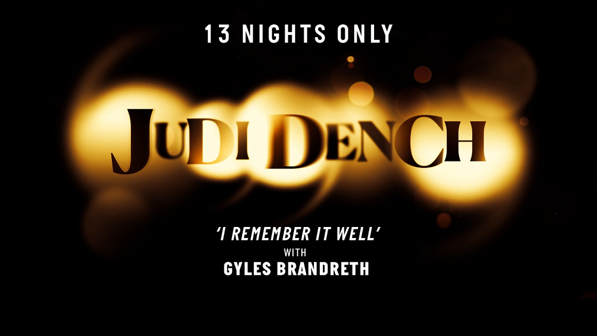 Just to be SUPER clear:  #JudiDench @GylesB1  13 nights only 20 March – 4 April Priority Members booking now!   You're very welcome *bows graciously*.<br>http://pic.twitter.com/HD7KIDRRUB