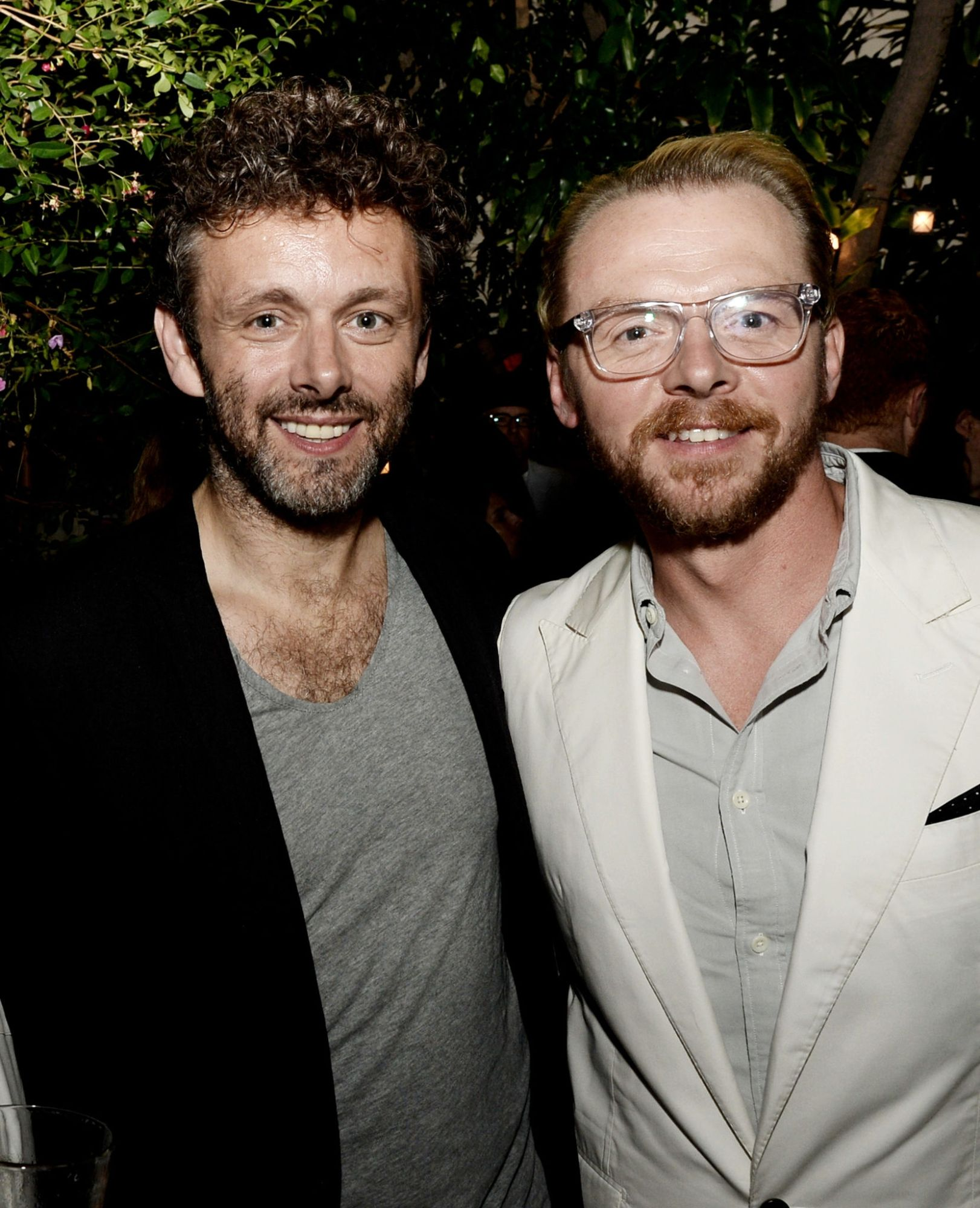 Happy birthday to the amazing Simon Pegg! Hope you have a fantastic day!