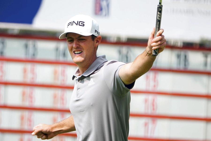 🗒 Entrevista | ⛳🏌️♂️ Guillermo Pereira, golfista: Aún no asimilo lo cerca que estoy de donde soñé. Campeón ya en el Korn Ferry Tour, el ascenso al PGA es casi un hecho. La sorpresa, el trabajo a largo plazo y decisiones polémicas en un solo personaje bit.ly/39Axr4y