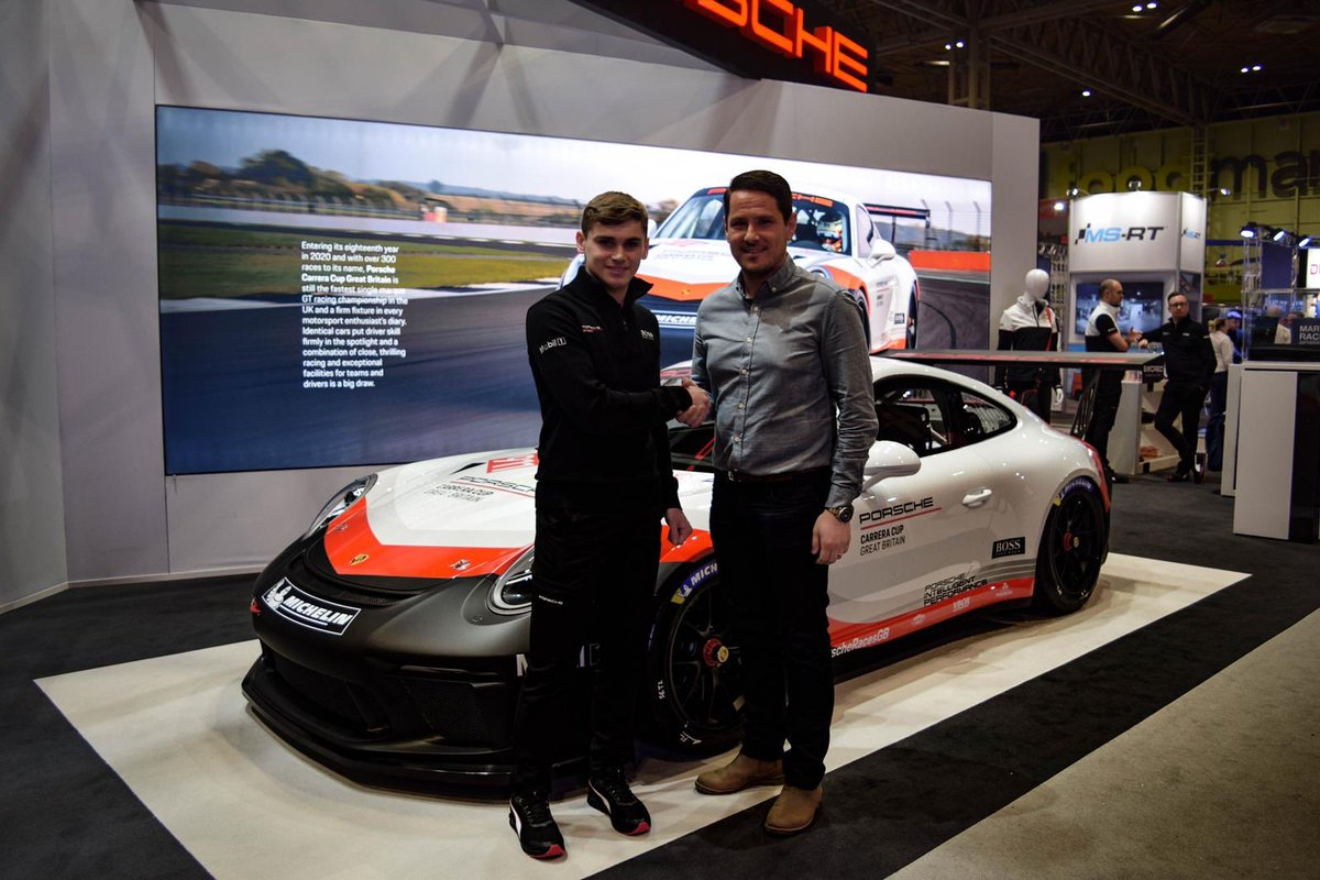We are delighted to be backing Porsche Junior @HarryKingRacing in his debut Porsche Carrera Cup GB Season! @PorscheRacesGB   Read the full article here: https://bit.ly/2waitnc  #carfinance #motorsportfinancepic.twitter.com/mospiGkQBa