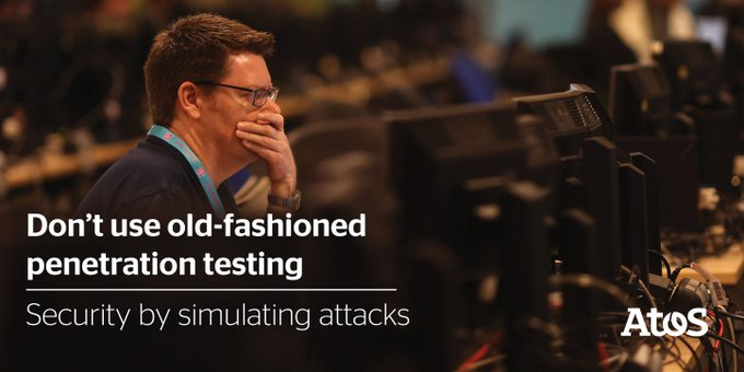 #Penetration testing using automated scanning tools? That's too old-fashioned! We are a team o...