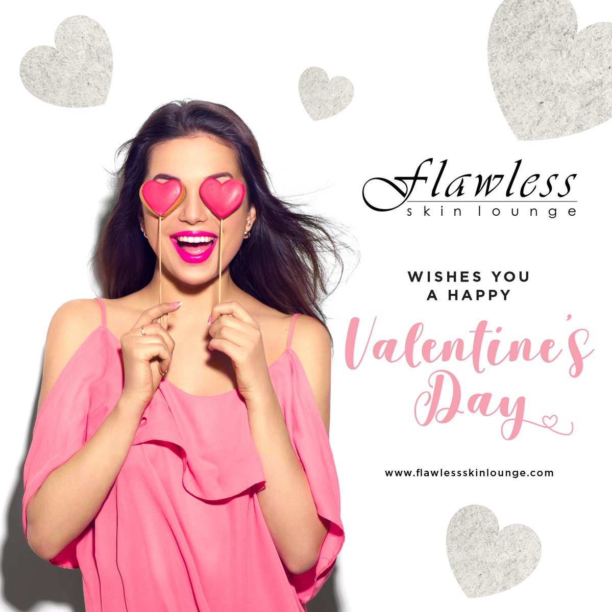 Wishing you all a Happy Valentine's Day! #flawlessskinlounge #friendswoodtx #pearlandtx #skincare #houston #skin #skingoals #valentinesday #valentinesday2020pic.twitter.com/FVdVvBHMdq