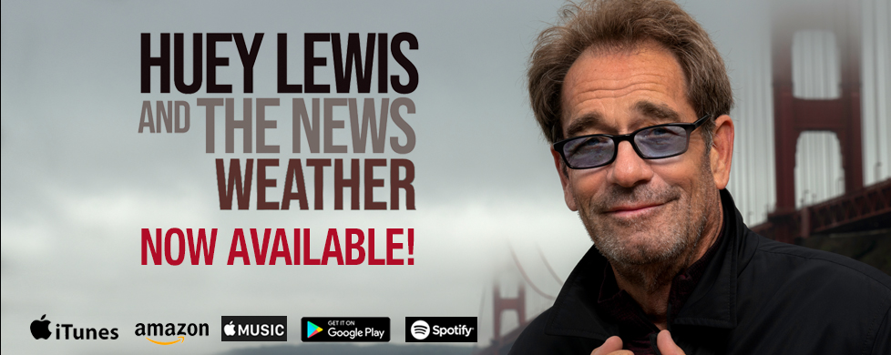 Get your copy at hueylewisandthenews.lnk.to/weather #HueyLewis #hueylewisandthenews #Weather