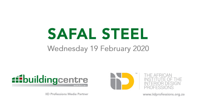 Iid Professions On Twitter The Building Centre Cape Town Presents A Free Cat 1 0 2 Cpd Points Accredited Talk On Advanced Coated Steel Technology Presented By Safal Steel On Tuesday 25 February