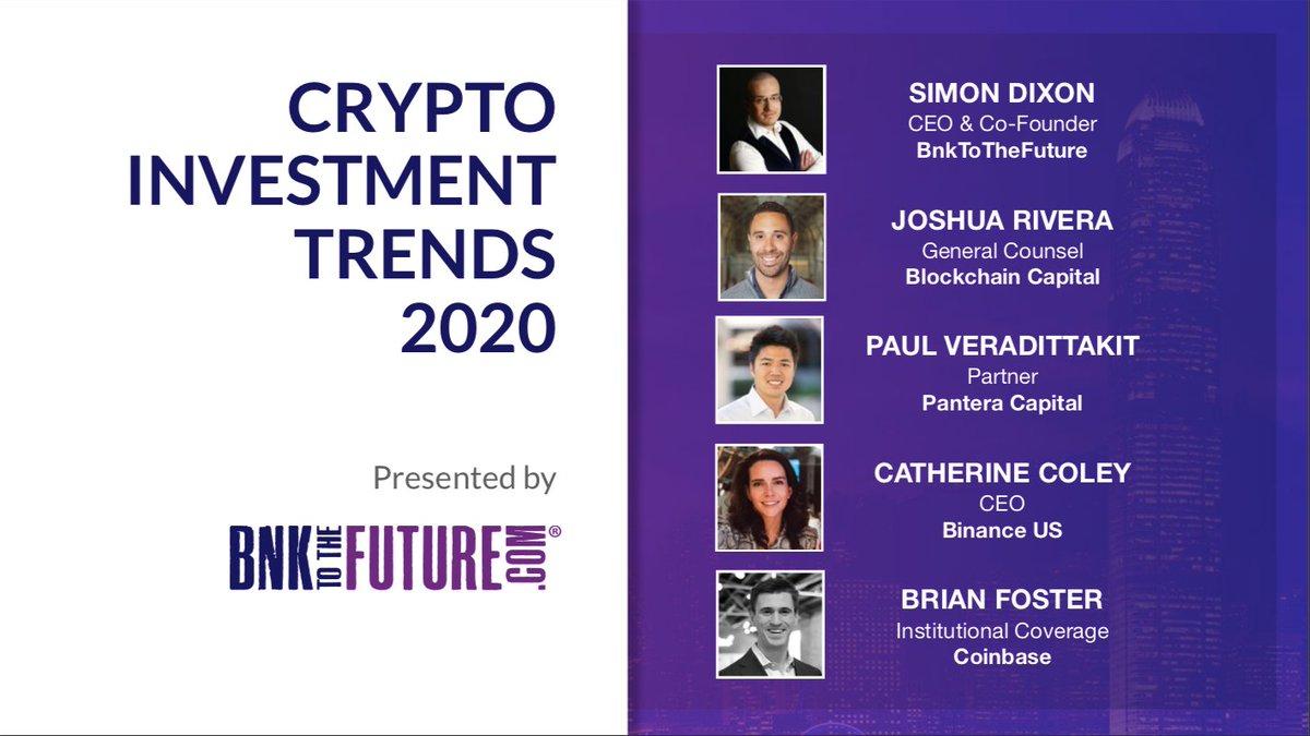 crypto investment 2020