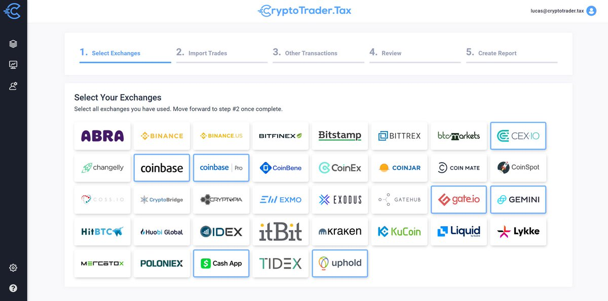 where to report cryptocurrency on taxes