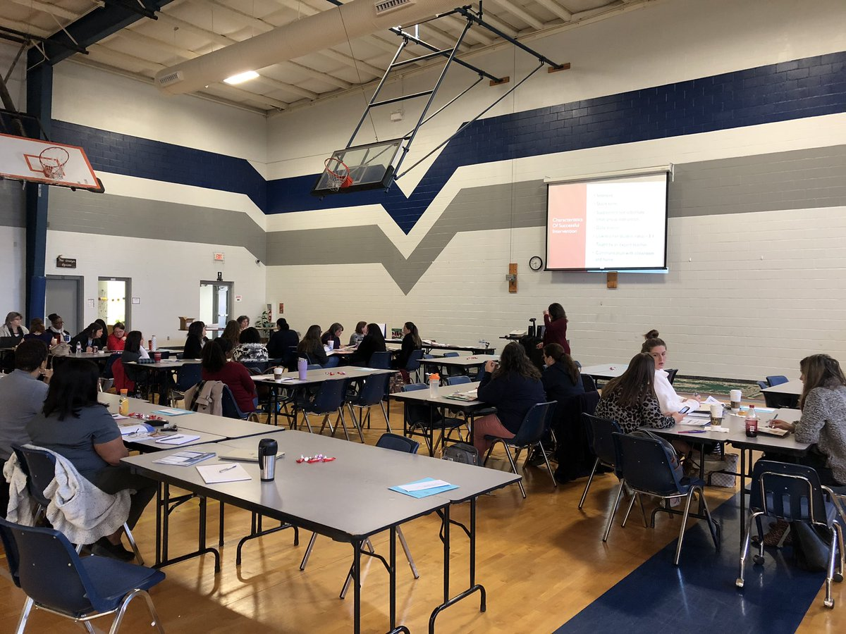 These amazing elementary SPED teachers are getting their LLI training on! @CFBISD #betheexception #togetherwecan