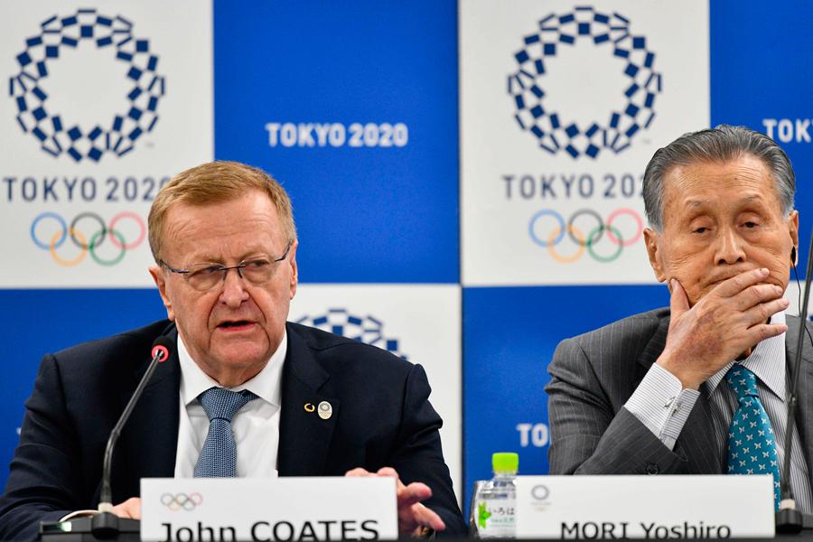 🇯🇵🏅 El COI revela consejo de la OMS: No hay ninguna razón para anular o deslocalizar los Juegos Olímpicos bit.ly/38tabFq
