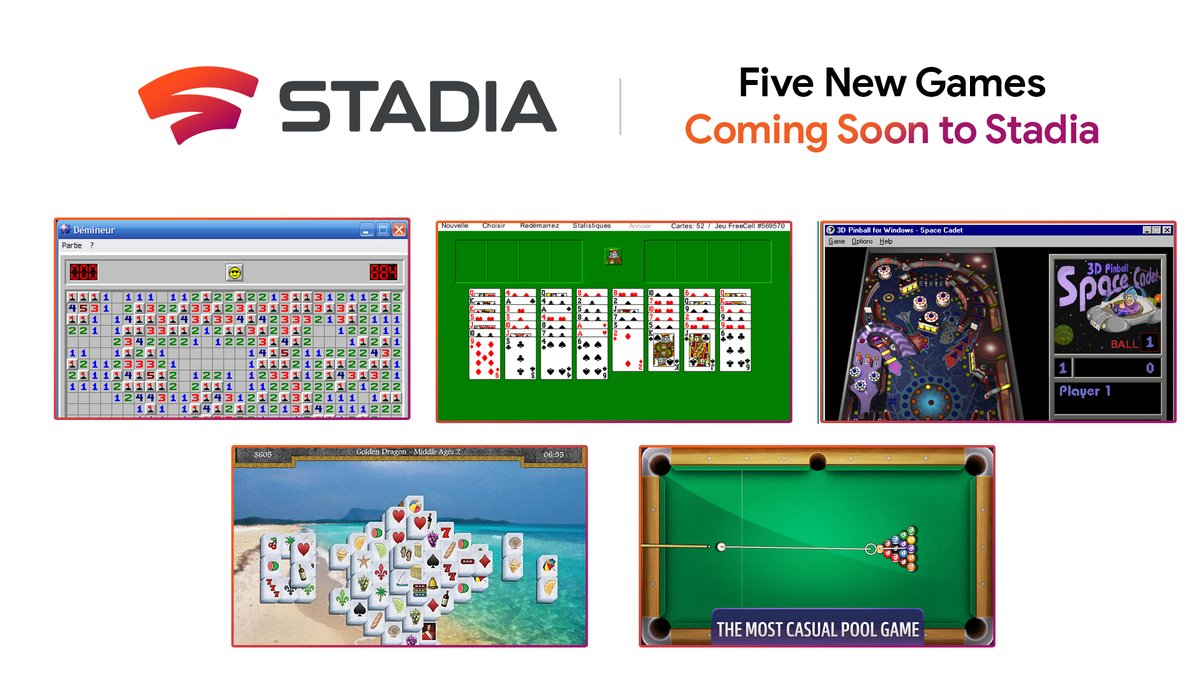 Can't wait #Stadia