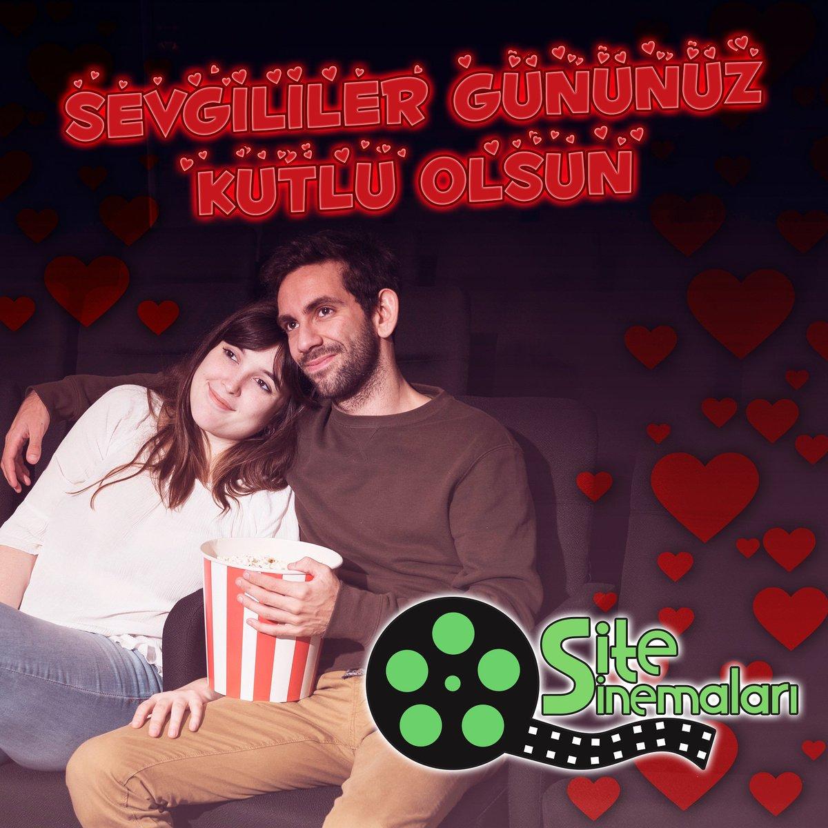 Sevgililer Gününüz Kutlu Olsun #14şubatsevgililergünü #happyvalentinesday #love #romanticmovie #aşk #sevgi #sitesinemaları #movie #movies #sinema #film #sinemakeyfi #sinemafilmi #movienight #movietimepic.twitter.com/w9onkUFAn7