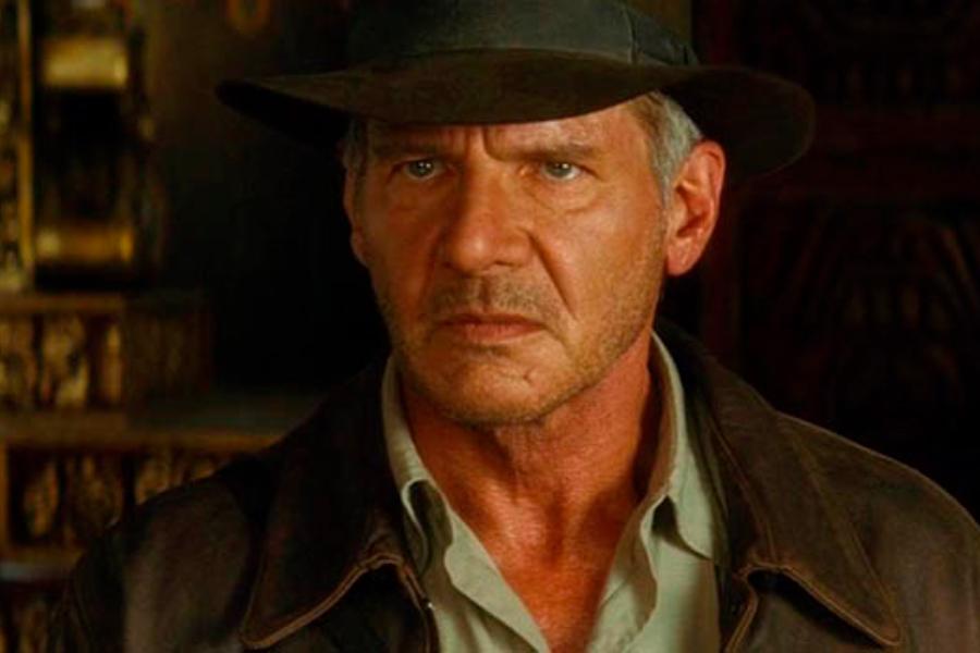 Harrison Ford asegura que las filmaciones de Indiana Jones 5 comenzarán en dos meses bit.ly/2SLcflj