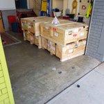 Image for the Tweet beginning: A shipment of new @Telemetrics
