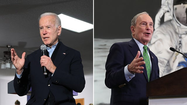 Replying to @thehill: NEW POLL: Bloomberg overtakes Biden in Florida