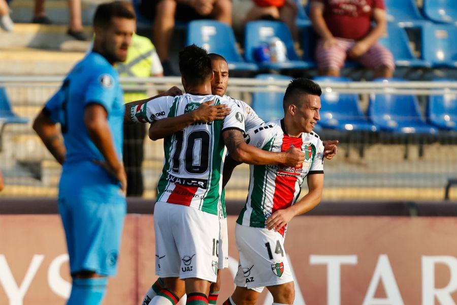 ⚽ Copa Libertadores: Palestino abrirá como local su serie ante Guaraní por la fase 3 bit.ly/2w9LFuz