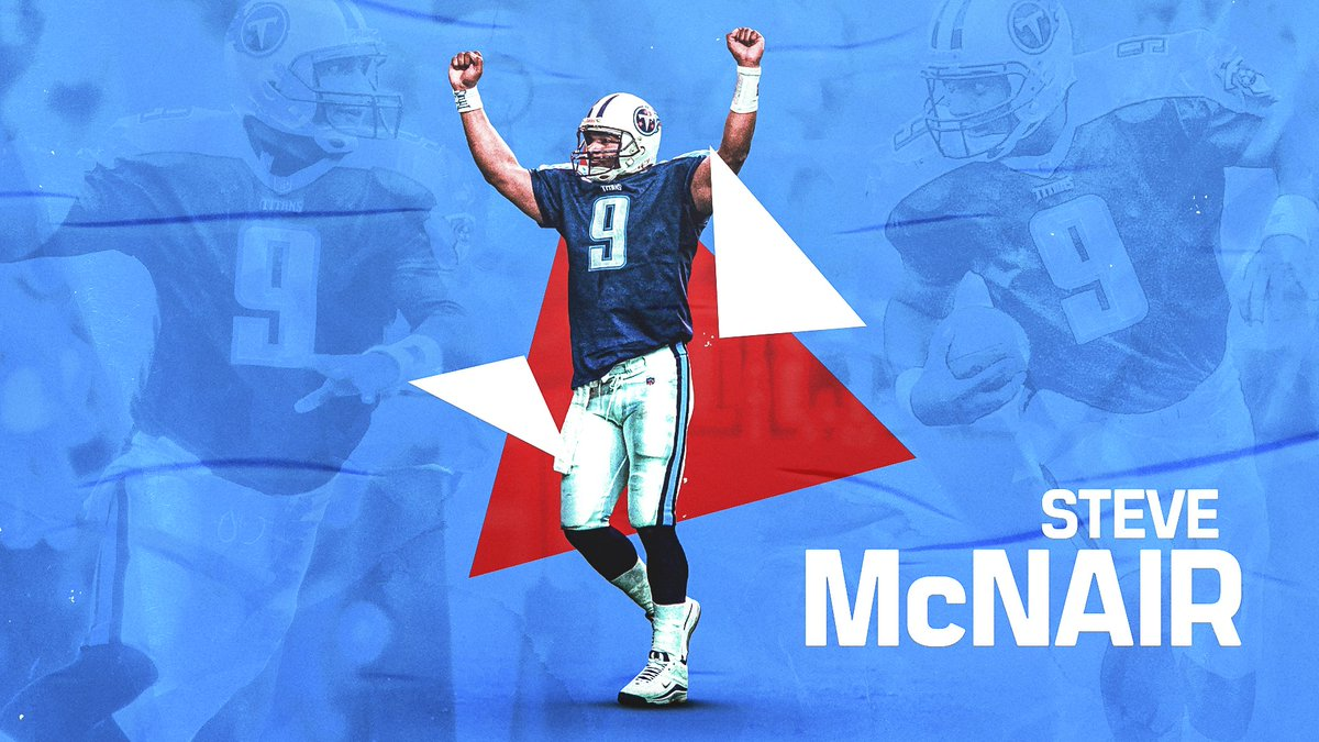 Remembering Steve McNair on what would have been his 47th birthday. 🙏🏽