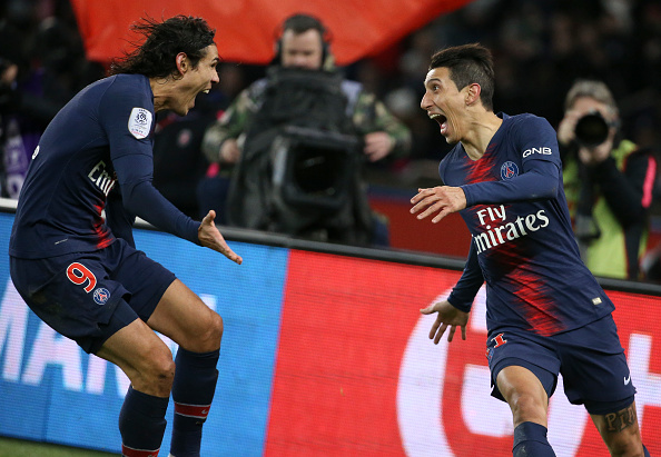 Happy Birthday to Edinson Cavani & Angel Di Maria!   The duo has combined for over 180 goals for