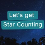Image for the Tweet beginning: Just one week until #StarCount