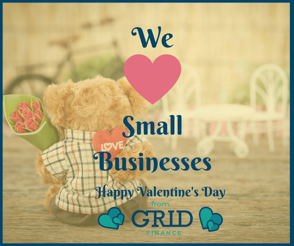 Happy Valentine's Day to all of our customers from the team here at GRID!   #Valentines2020 #Galentines #WeLoveSMEs #GetontheGRID https://t.co/Ou68EyNteV