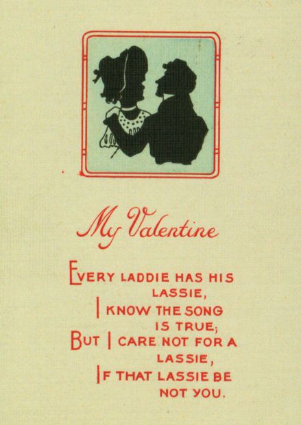 #HappyValentinesDay from SC&A! An #ArchivesValentine from the Pedrick Family Papers (MS-243).