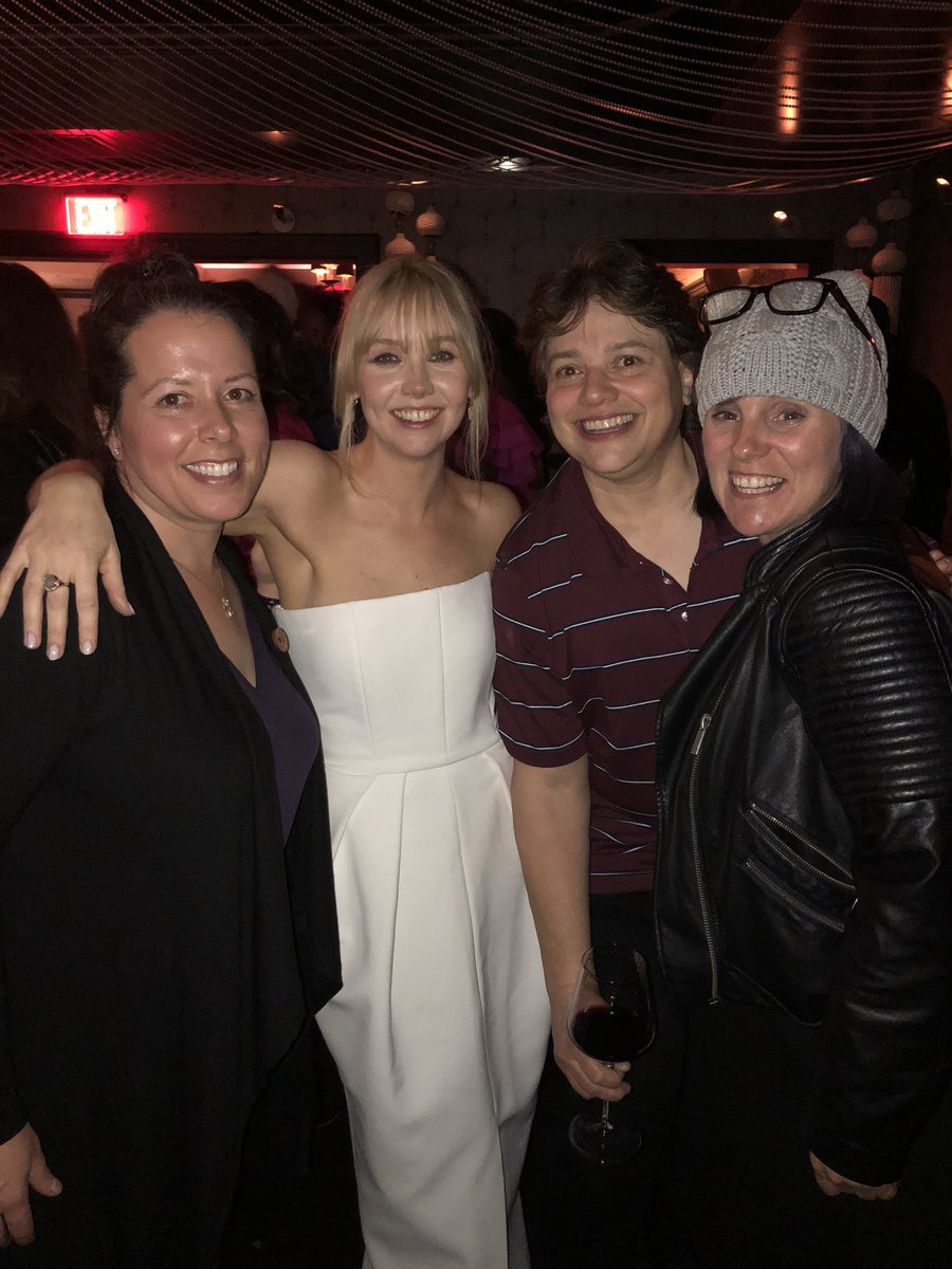 @LlaurenLyle @Outlander_STARZ @STARZ Dude. You stole our hearts last night. Had the best time! Thanks for chatting and the pics. Keep it classy. #Outlander
