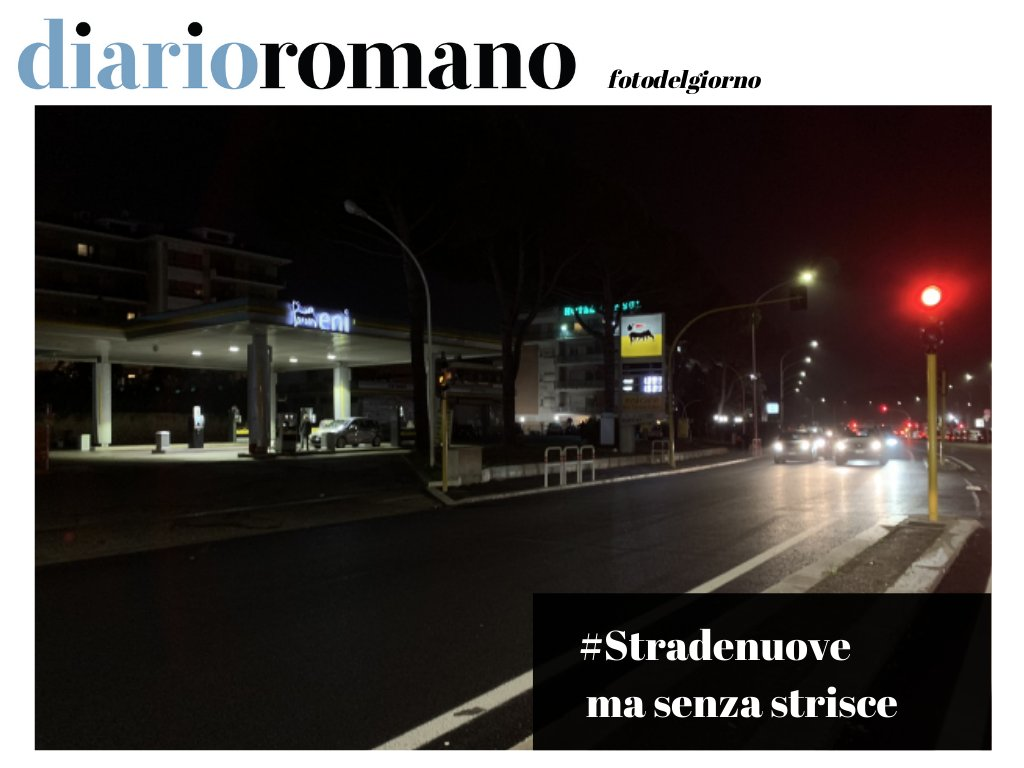 test Twitter Media - Sembra che le #stradenuove non sempre prevedano la segnaletica orizzontale, come nel lungo tratto dell'Aurelia rifatto da settimane. .  #Roma #rubriche #photo #città #Temi #primopiano  #sicurezza #sicurezzastradale https://t.co/6tLQyMRPq8