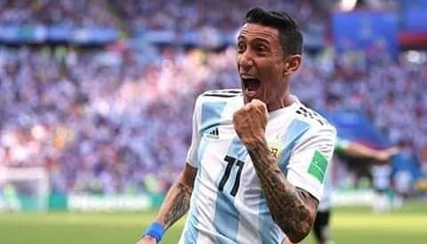 Happy 32nd birthday, Ángel Di María!