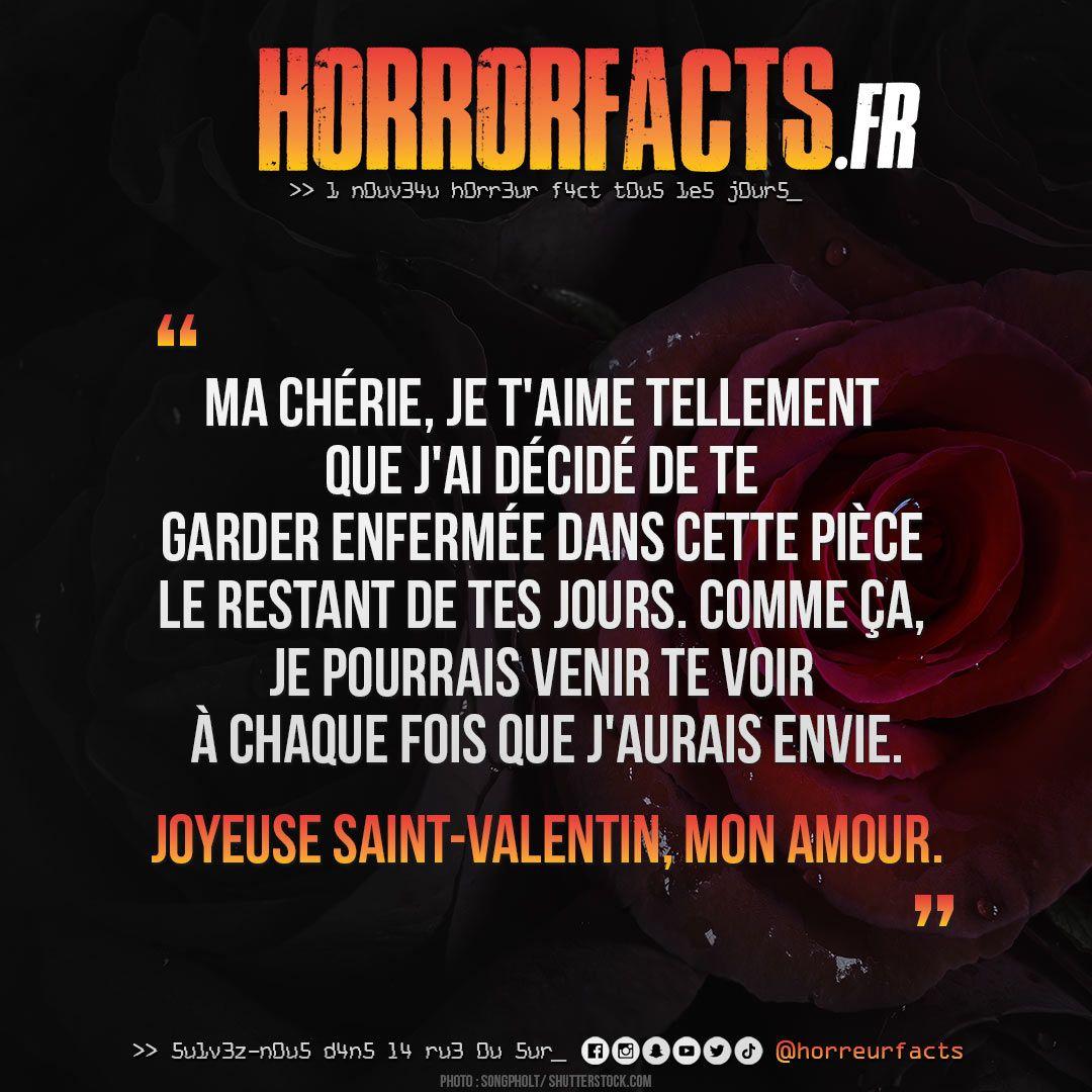 L'amour, le vrai ! #saintvalentin #amour #amoureux #inseparables #preuvedamour #horreur #horreurs #horreurfact #horreurfacts #horrorfact #horrorfacts #filmdhorreur #histoiredhorreur #livrehorreur #roses #rose #rosenoir #romantiquepic.twitter.com/WupZtDsR0m