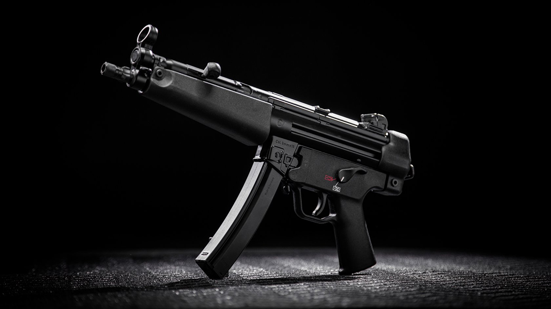 """""""This high level of quality and workmanship is a result of making the SP5 in the same factory, on the same lines, and by the same workforce that has been making MP5s for years."""" #ladsongunshop #summerville #goosecreek #charleston #alliedarms http://bit.ly/2SiIcCBpic.twitter.com/ssBvnkXyJo"""