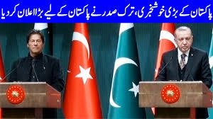 India's 'unilateral steps' add to Kashmir's troubles – Erdogan