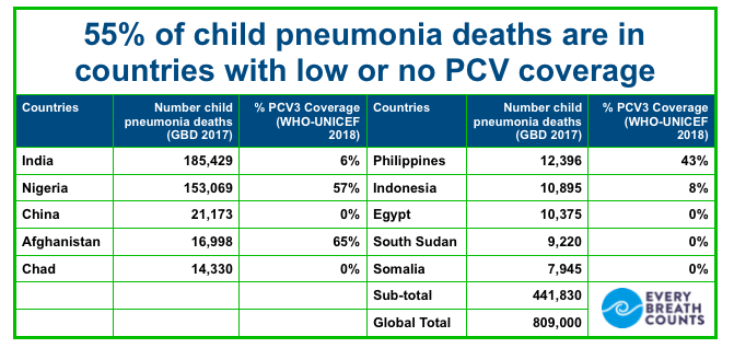Bravo #Indonesia  for announcing PCV introduction! Now what about #China , #Chad , #Egypt , #SouthSudan , & #Somalia ? #VaccinesWork  #EveryBreathCounts  @Stop_Pneumonia  @AlsisiOfficial  @PresSalva  @IdrissDebyI  @M_Farmaajo  @findingpneumo  @gateshealth  @gavi  @GaviSeth  @GaviCSO