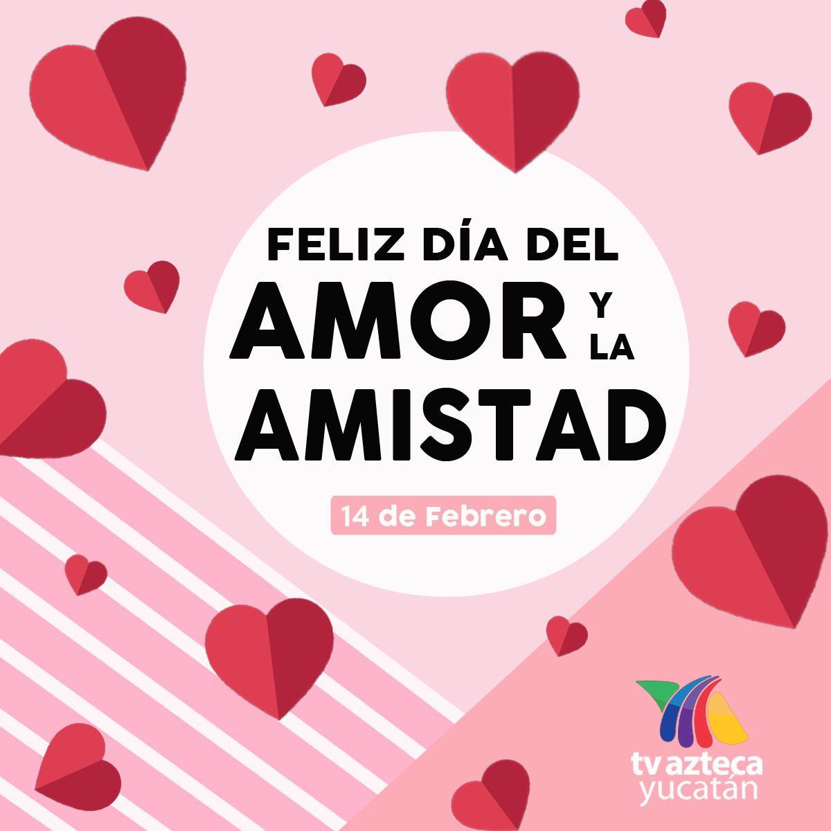 #ParaCompartir ¡Feliz día del amor y la amistad! ❤