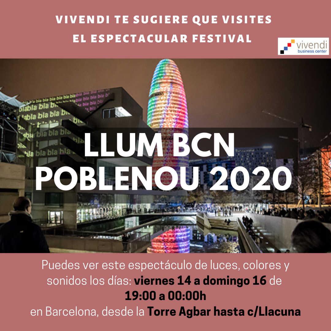 Vivendi Business Center os invita al espectáculo de luz, color y sonido: Llum BCN 2020. Festival de la luz en Barcelona:  arte, diseño, iluminación y arquitectura de Barcelona https://www.barcelona.cat/llumbcn/es/   #LlumBCN2020 #FestivalDeLaLuz #VivendiBusinessCenter #CentroDeNegociospic.twitter.com/iGBiGQkTdE