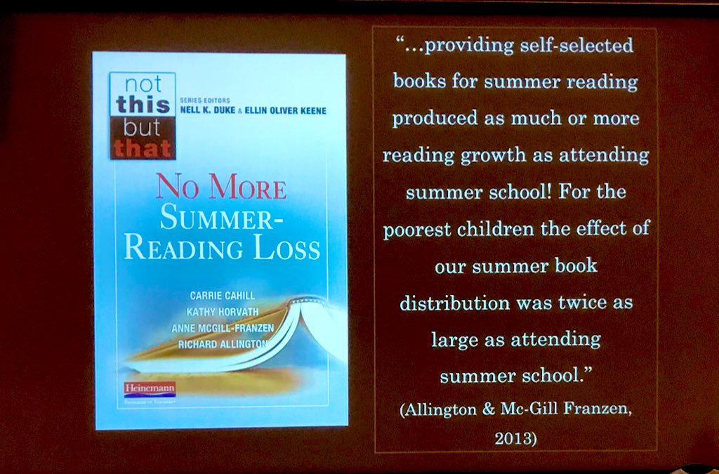 I would rather lose a book than a reader! @donalynbooks #shesnotwrong