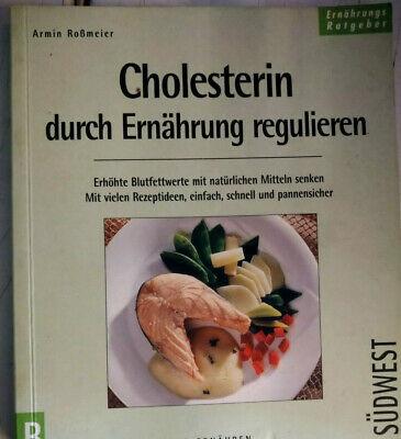 GESUNDHEIT - CHOLESTERIN durch Ernährung regulieren - ARMIN ROSSMEIER - 1996 http://dlvr.it/RQ2vtFpic.twitter.com/NDAUiSgYOQ