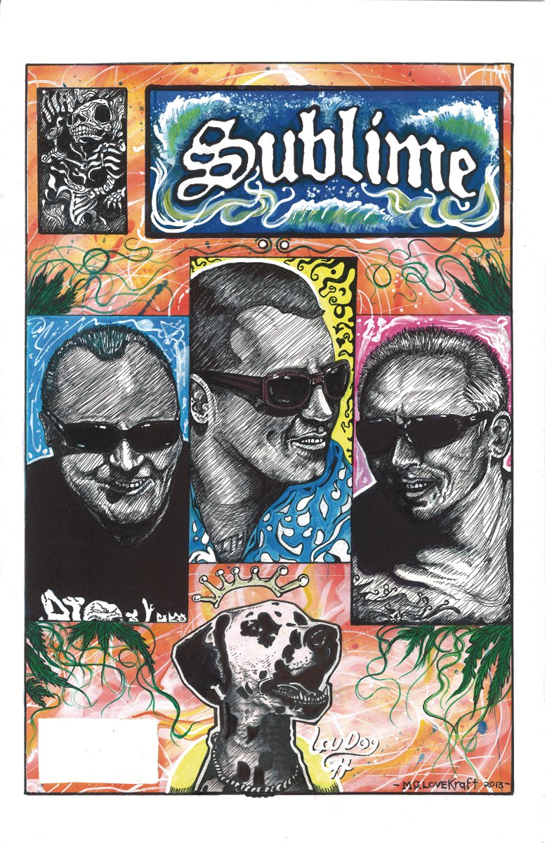 ROCK /& ROLL BIOGRAPHIES WHITE ZOMBIE ACME INK COMICS 2016