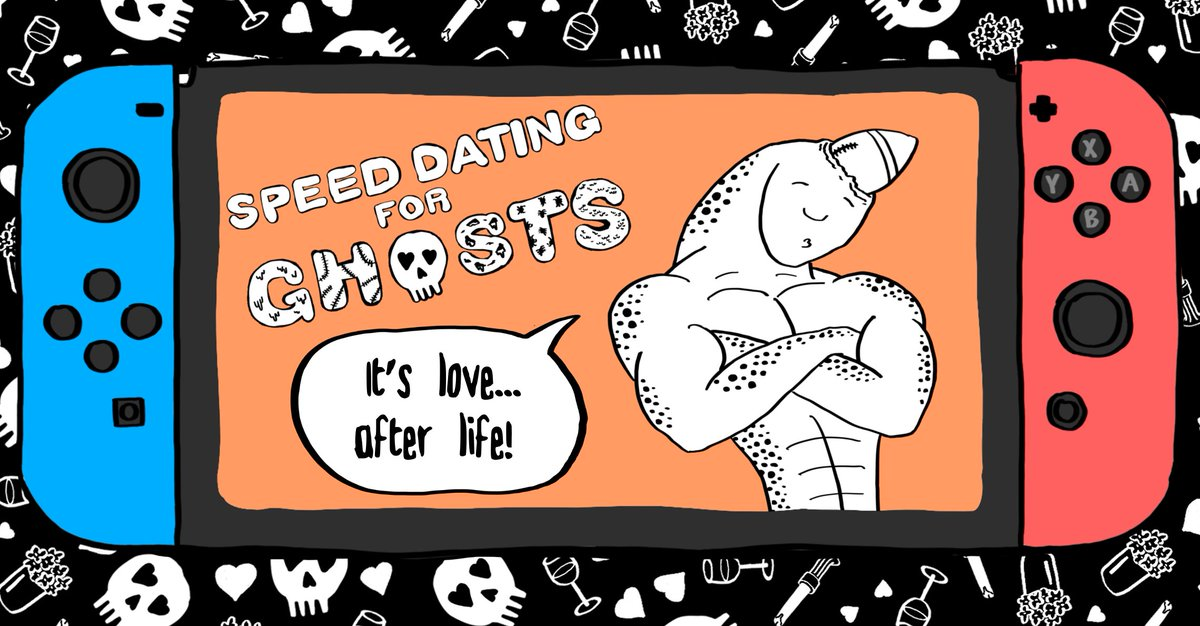Speed Dating for Ghosts is now available on the Nintendo Switch eShop: https://www.nintendo.com/games/detail/speed-dating-for-ghosts-switch/…